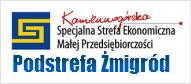 STREFA EKONOMICZNA - OBSZAR ŻMIGRÓD