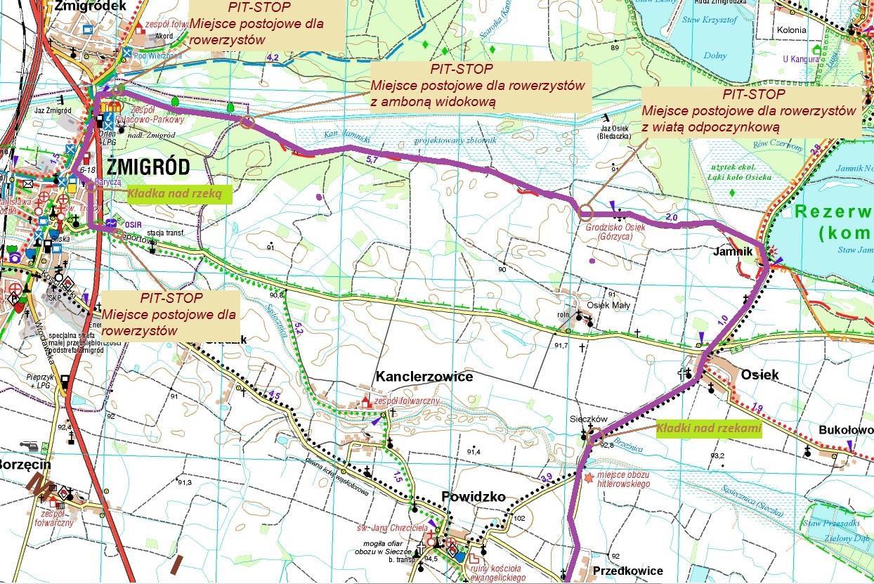 Żmigrodove Roverlove – kolejne dofinansowanie na budowę ścieżek rowerowych dla Żmigrodu!